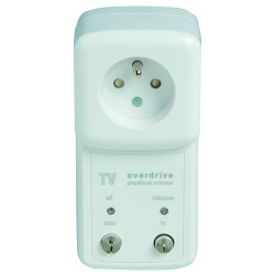 ADAPTER TV-OVERDRIVE F6