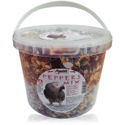 Apetit Peppers mix, kbelík 1,7kg