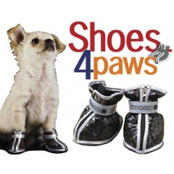 02625 Shoes 4 paws 5, 5,5x9cm