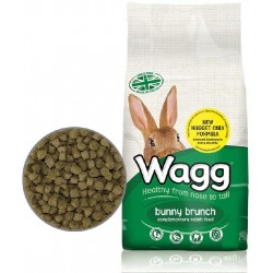 Wagg Bunny Brunch Single Kibble 10 kg