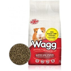 Wagg Guinea Pig Crunch, 2kg