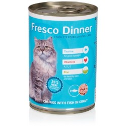 Fresco Dinner cat ryba 415g
