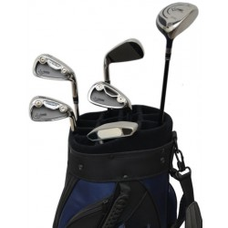 Set holí Balance ocel - 5,7,9,SW, Putter, Wood 5 + Bag