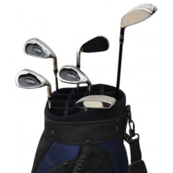 Set holí HIT I ocel - 5,7,9,SW, Putter, Wood 5 + Bag